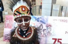 Wajah Agus di Uang Rp 75 Ribu, Mata Fitri Berkaca-kaca - JPNN.com