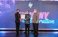 Rayakan HUT ke-67, PT PP Raih 6 Piagam Penghargaan dari MURI - JPNN.com