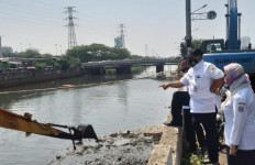 Pemprov DKI Pastikan Program Gerebek Lumpur Tetap Berjalan di Tengah Pandemi - JPNN.com
