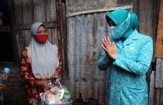 Tri Tito Karnavian Apresiasi Gerakan 3 Juta Masker di Sumbar - JPNN.com