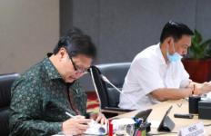 Menko Airlangga Sebut3 Sektor ini Jadi Pembangkit Perekonomian Indonesia - JPNN.com