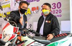 Menpora RI: Kejuaraan Otomotif Jabar Open Harus Terapkan Protokol Kesehatan - JPNN.com