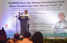 Teten Masduki: UMKM Bisa Jadi Dinamisator Penyelamat dari Krisis - JPNN.com