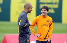 Kabar Terbaru! Messi Sudah Berbicara Dengan Guardiola - JPNN.com