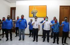 Pengurus KNPI DKI Sambangi Wagub Riza Patria, Ini yang Dibahas - JPNN.com