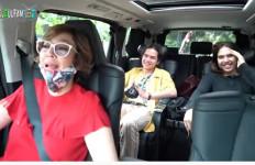Di Kabin Mobil Mewah, Maia Estianty Ngaku Lihat Ketiga Putranya Selalu Ingat Ahmad Dhani - JPNN.com