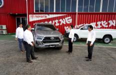 Toyota Hilux Baru Bertampang Gagah Resmi Mengaspal, Sebegini Harganya - JPNN.com