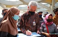 Pak Ganjar Bangga Sekali Melihat Karya Anak Bangsa di Bandara Yogyakarta International Airport - JPNN.com