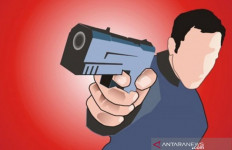 Detik-detik Perampok Tembak Bos Sembako di Depan Istri dan Anak, Ngeri! - JPNN.com