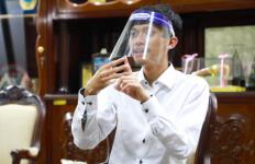 Chandra Bahagia Bekerja Seharian Bersama Pak Ganjar - JPNN.com