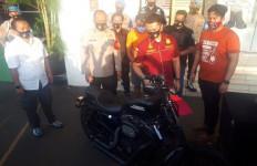 Temmy Tidak Hanya Bawa Kabur Harley Davidson, Tetapi - JPNN.com