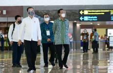 Jokowi Resmikan Bandara dan Sistem Peringatan Dini Tsunami di Yogyakarta - JPNN.com