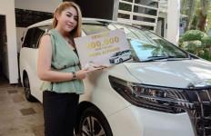 Jual Ribuan Skincare, Rere Setyawan Diganjar Mobil Alphard - JPNN.com