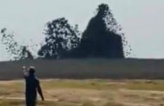 Gawat, Kawasan Oro-oro Kesongo Menyemburkan Lumpur Mengerikan - JPNN.com