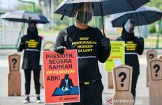 Kemenlu Fasilitasi Pemenuhan Hak Dua ABK yang Jasadnya Dilarung ke Laut - JPNN.com