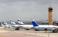 Besok Ada Penerbangan Komersial Langsung Israel-Abu Dhabi, Rutenya Lewat Arab Saudi - JPNN.com