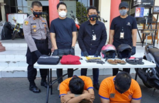 Penjual Sate Penuh Akal Bulus, Sudah Melakukan Aksi Kejahatan di Banyak Tempat - JPNN.com
