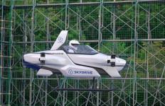 Mobil Terbang Pertama SkyDrive Sukses Mengudara - JPNN.com