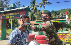 Satgas Pamtas Yonif 413 Kostrad Gelar Patroli Gabungan Wilayah Perbatasan RI-PNG - JPNN.com