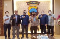 Jelang Liga 1 2020 Bergulir, PSSI dan PT LIB Temui Kapolda Jawa Tengah - JPNN.com