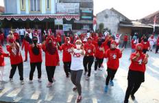 Saraswati Tampung Aspirasi Warga Tangsel, termasuk Haji Wowo - JPNN.com