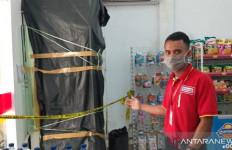 ATM di Alfamart Dibobol, Pelaku Hanya Butuh 30 Menit, Profesional - JPNN.com