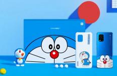 Imut, Ada Xiaomi Mi 10 Youth Bertema Doraemon, Sebegini Harganya - JPNN.com