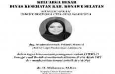 Berita Duka: drg Mutmainnah Prianti Hamid Meninggal Dunia, Masih Muda - JPNN.com
