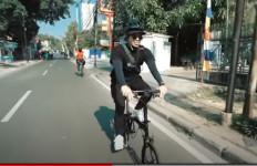 Atta Halilintar Pergi Bersepeda, Pulang Naik Mobil - JPNN.com