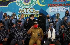 Bupati Petrus Kasihiw: Kafilah Kami Asli dari Teluk Bintuni - JPNN.com
