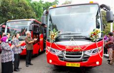Kabar Gembira, Pak Ganjar Menggratiskan Tarif Bus Purwomanggung - JPNN.com