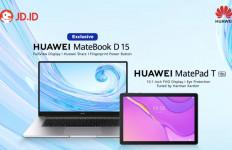 HUAWEI MateBook D15 Hadir di JD.id dengan Harga Spesial - JPNN.com