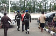 Info Terkini Soal Oknum TNI Arogan yang Pamer Pistol ke Petugas Gugus Tugas Covid-19 - JPNN.com