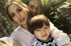 Kompak Antar El Barack ke Sekolah, Richard Kyle dan Jessica Iskandar Rujuk? - JPNN.com