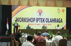 Jelang Haornas 2020, Kemenpora Gelar Workshop IPTEK Olahraga Demi Perbaikan Prestasi - JPNN.com