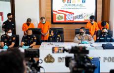 Bea Cukai dan Bareskrim Ungkap Sindikat Narkoba Internasional, Mantan Polisi Terlibat - JPNN.com