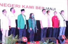 Olly-Steven Berterima Kasih Pada Presiden Jokowi dan Bu Mega Karena Ini - JPNN.com