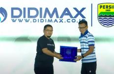 Didimax Berjangka Jadi Sponsor Trading Resmi Persib Senilai 10 Miliar - JPNN.com