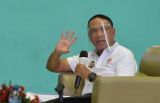 Menpora RI Tinjau Langsung Lokasi Pelaksanaan Haornas 2020 di GOR POPKI Cibubur - JPNN.com