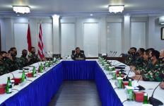 42 Perwira Tinggi TNI AL Naik Pangkat, Nih Daftar Namanya - JPNN.com