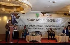 Pandemi Covid-19 Buka Peluang Industri Indonesia Bersaing di Pasar Global - JPNN.com