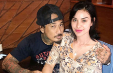 Jerinx SID Ulang Tahun, Nora Alexandra Sedih - JPNN.com