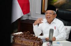 Wapres Ma'ruf Amin Ajak Warga LDII Atasi Dampak Covid-19 - JPNN.com