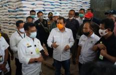 Mentan Pantau Gudang Pupuk Subsidi Milik Pupuk Kujang - JPNN.com