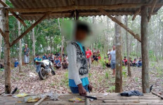 Putus Asa Gegara Biaya Pernikahan Rp30 Juta, KR Malah Berbuat Nekat, Kerudung Jadi Barang Bukti - JPNN.com