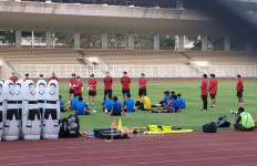Latihan Perdana Timnas SEA Games 2021, Shin Tae Yong Fokus Benahi Stamina Pemain - JPNN.com