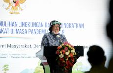 Menteri Siti Ungkap Pentingnya Rehabilitasi DAS di Tengah Pandemi COVID-19 - JPNN.com