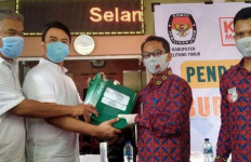 Tujuh Partai Daftarkan Putra Yusril Ihza Mahendra ke KPU Belitung Timur - JPNN.com