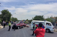 Innalillahi, Ini Identitas 6 Orang Meninggal Dunia dalam Kecelakaan di Tuban - JPNN.com