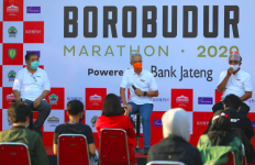 Silakan Daftar Borobudur Marathon, Begini Caranya - JPNN.com